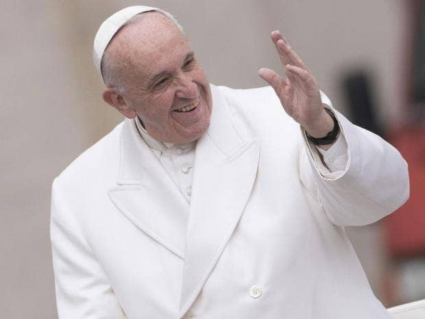 Pope suggests it's better to be an atheist than a greedy Christian