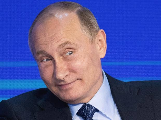Vladimir Putin Praises Women For Their Beauty And For Always Being On Time On International Womens Day