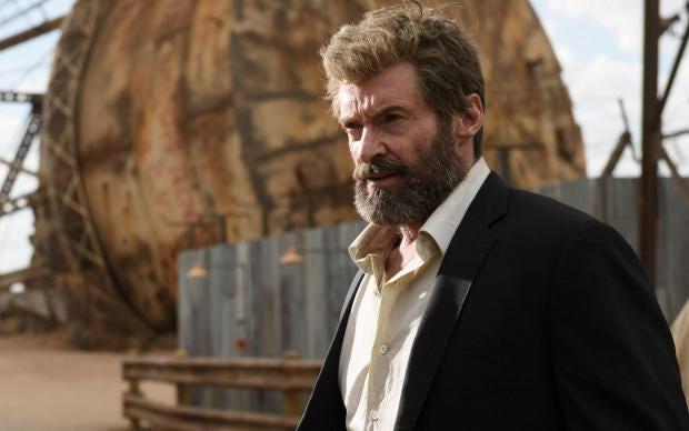 X Men Wolverine Beard 79735 Loadtve