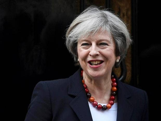 May defends united UK, bashes Scottish nationalists