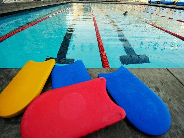 Urine Levels In Swimming Pools Revealed By Study The