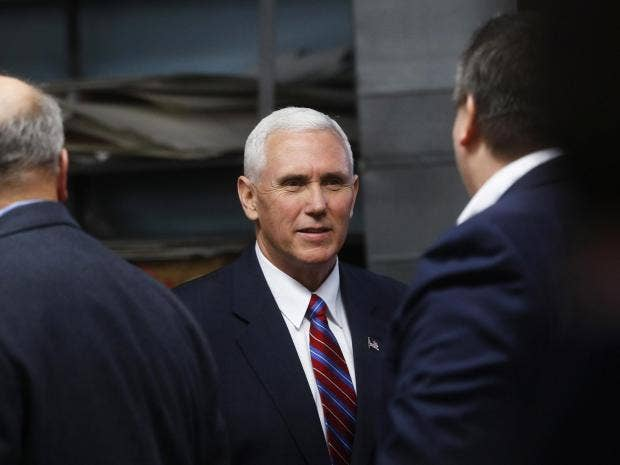 Vice President Pence Used Private Email For State Business