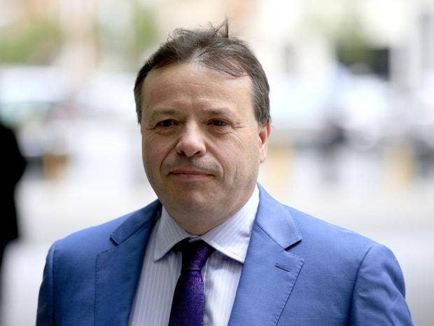 Arron Banks suspended from Ukip