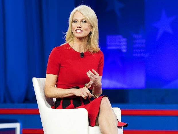 Ethics watchdog slams White House for not disciplining Conway