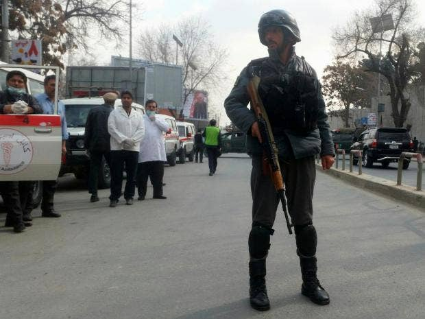 Kabul: 30 Killed in Attack on Military Hospital