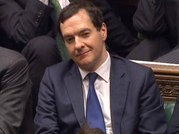 Osborne to earn £650000 a year advising USA financial firm