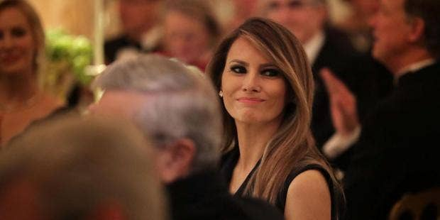 Melania Trump's approval up by double digits since inauguration