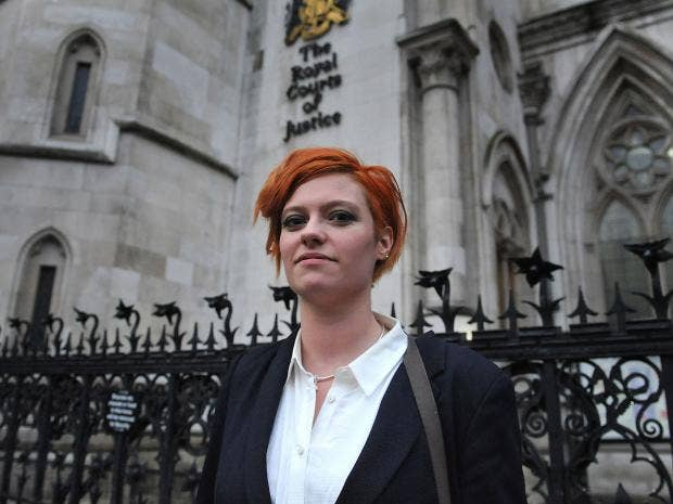 Monroe has won £24,000 in damages in a libel action against Katie Hopkins PA