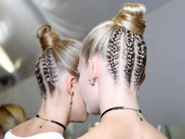 Braid brigade A guide to this seasons most stylish plait