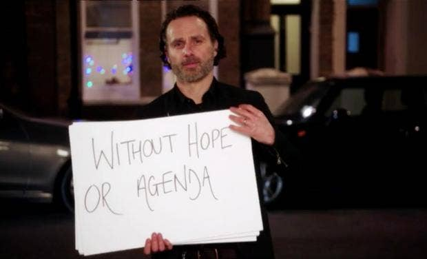 First look at the Love Actually sequel