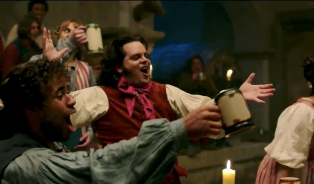 Josh Gad As Gay Character LeFou In Beauty And The Beast