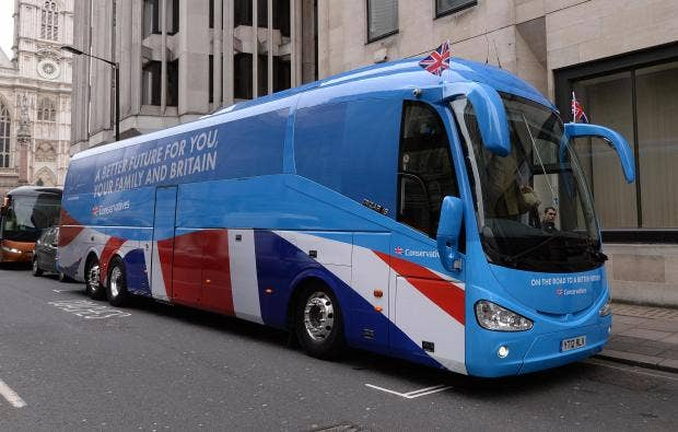 Tories could face election fraud cases across country