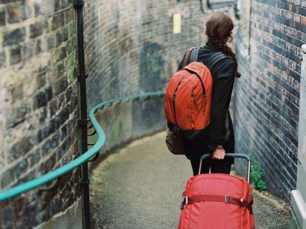 7 Best Wheeled Travel Bags The Independent