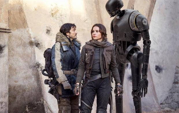 Rogue One Writer Reveals Film's Happier Alternate Ending