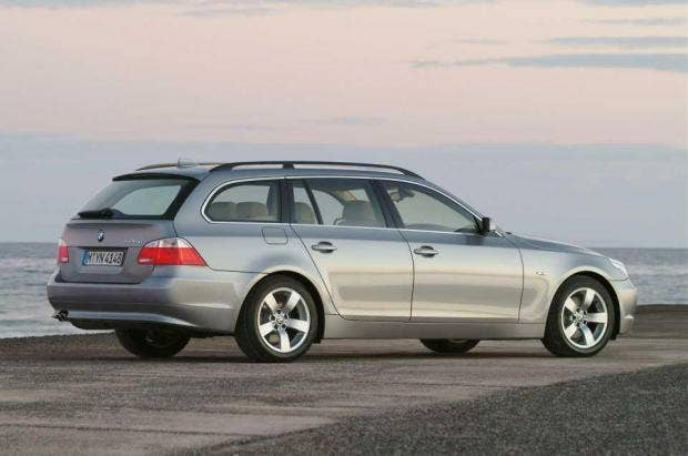 great used cars: bmw 5 series touring | the independent