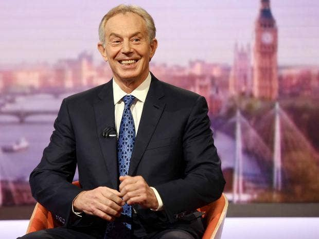 Image result for image of tony blair