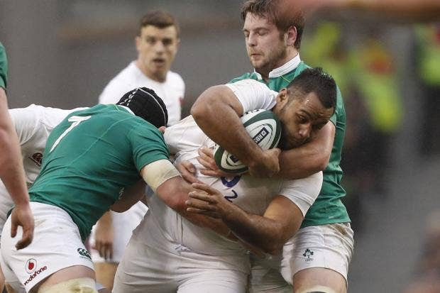 Billy Vunipola says England can only blame themselves after     The Independent