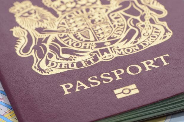 Campaign calls for genderless option on British passports
