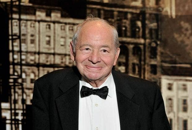 Morse author Colin Dexter dies