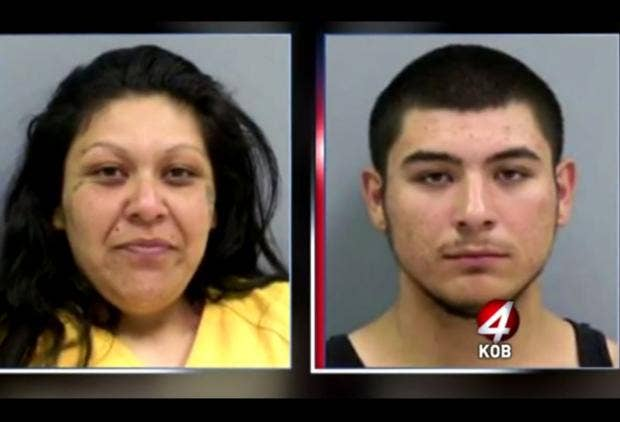 Mother And 20-Year-Old Son Plead Guilty To Incest After -9274