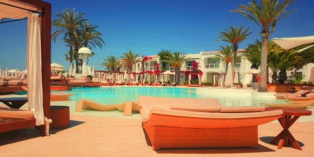 Luxury Spa Hotels Tunisia