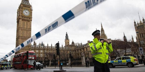 Image result for westminster bridge attack
