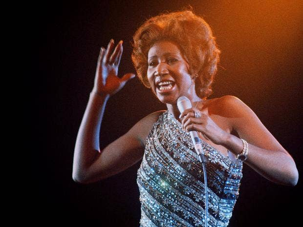 Aretha Franklin S 10 Greatest Songs The Independent