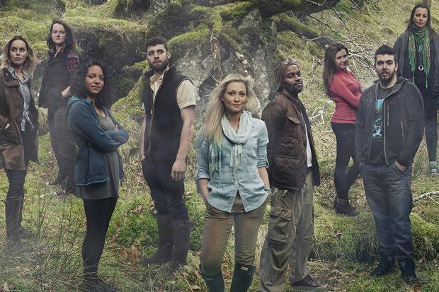 Forgotten reality stars finally return from the wilderness