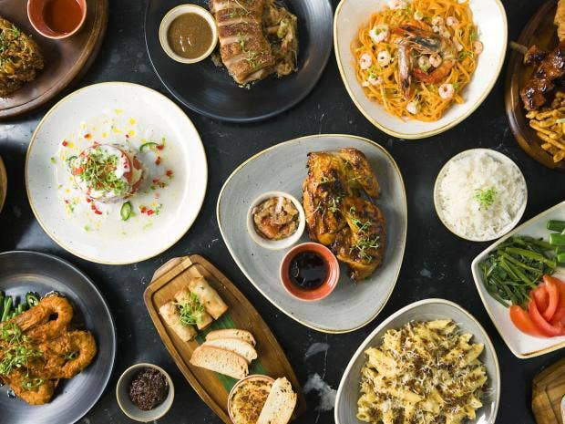 filipino food where to eat it and how to make it the independent