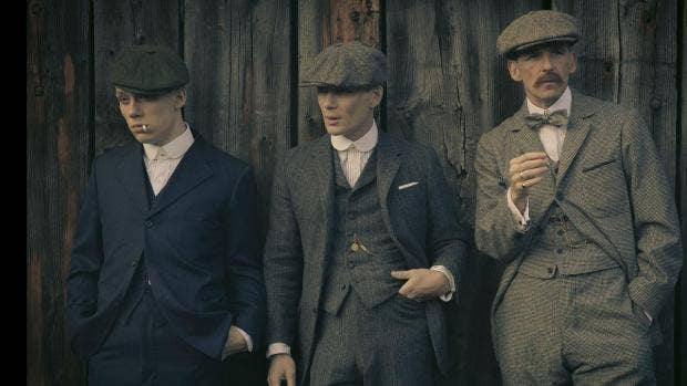 Peaky Blinders have added an Oscar victor to its cast