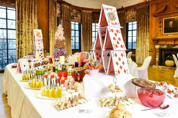 Mother S Day 2017 Best 15 Uk Afternoon Teas From