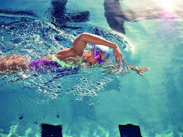 10 Best Swimming Goggles The Independent