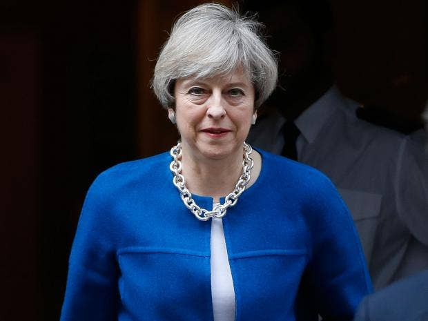 Brexit: Theresa May accused of sweeping 'power grab' with ...