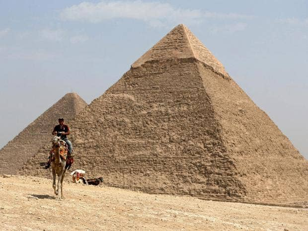 The Age Of The Great Pyramid Of Giza