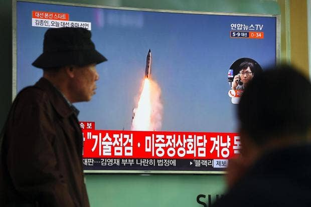 US comments on latest North Korea missile