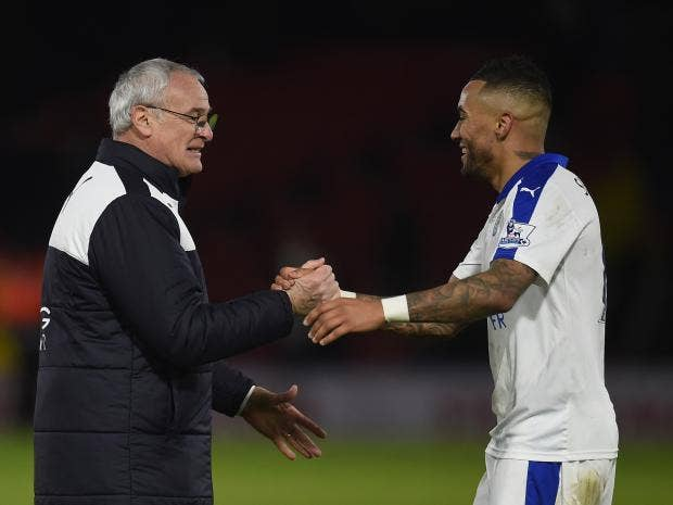 Leicester City boss Craig Shakespeare denies Claudio Ranieri rift