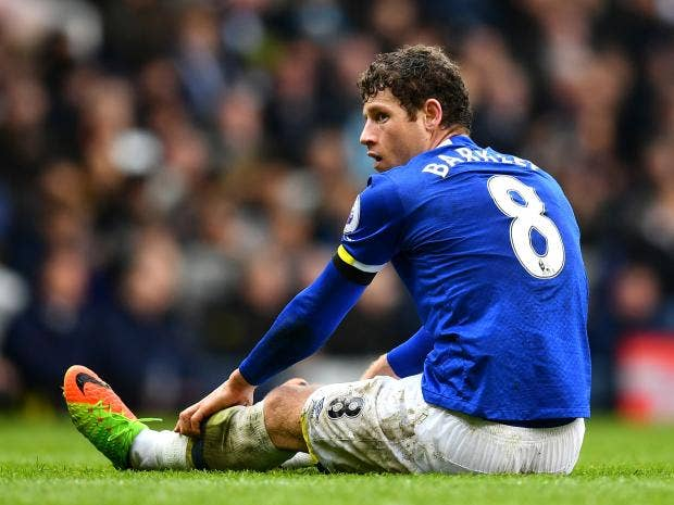 Sun Banned After Ross Barkley Article Surfaced