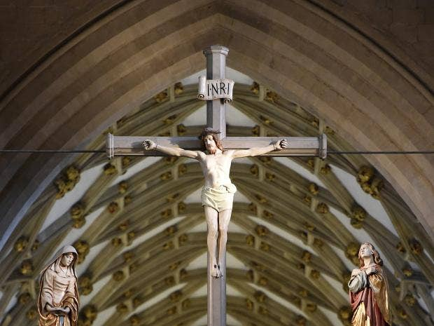 Easter quarter of uk christians do not believe in the easter quarter of uk christians do not believe in the resurrection of jesus christ survey reveals the independent negle Gallery