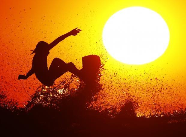 Rivieras California Sun