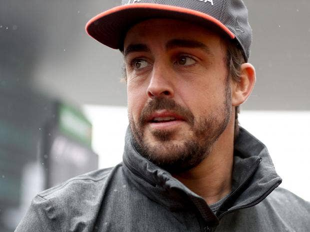 Formula One driver Fernando Alonso to drive in Indianapolis 500 class=