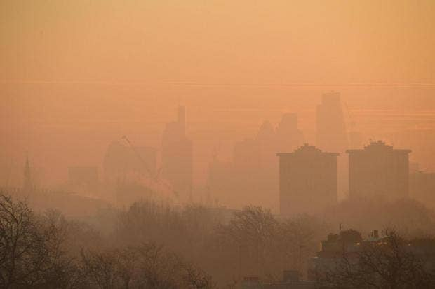 Government seeks delay for air pollution strategy deadline