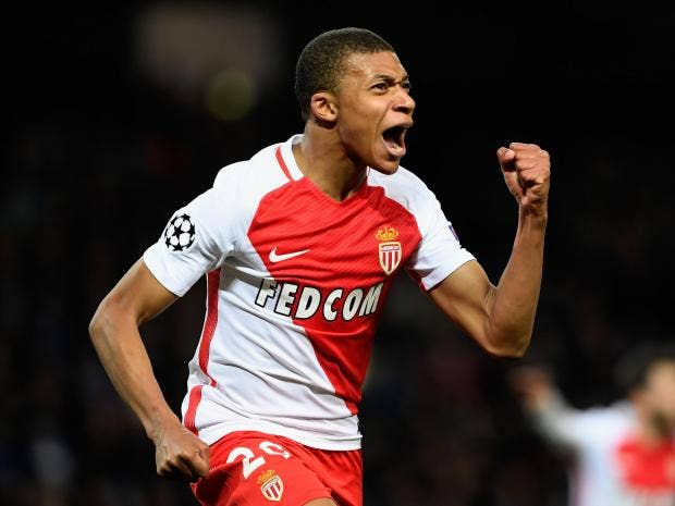 Scoring Monaco eyeing upset win over Juventus