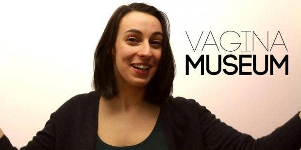This Woman Is Trying To Open A Vagina Museum