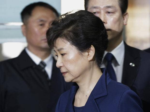 S Korea ousted leader Park charged in corruption probe