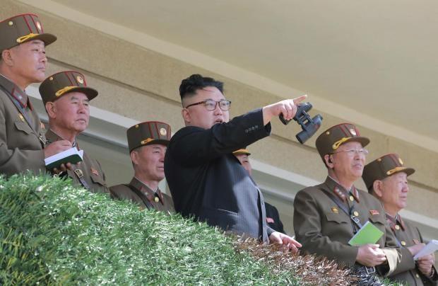 north-korea-military-drill