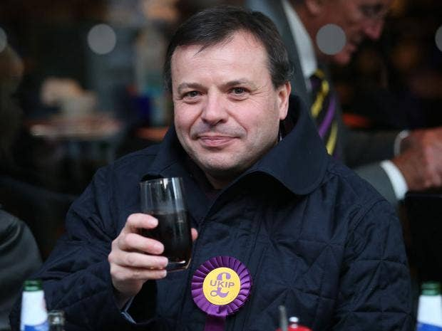 Arron Banks eyes election bid