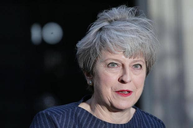 Theresa May criticised for ruling out live TV debates