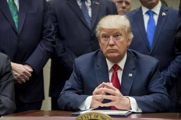 Trump plans to meet the Turkish president next month