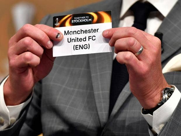 Manchester United draw Celta Vigo in Europa League semi-finals