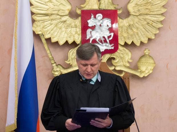 Russian Federation wins court bid to ban Jehovah's Witnesses over 'extremism'
